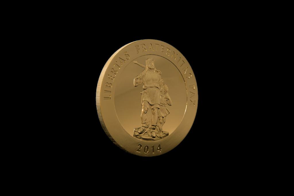 1kg Gold Anlagemünze